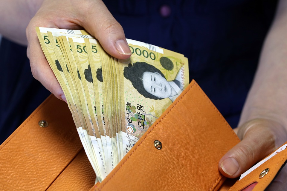 dony v peněžence